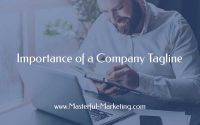 Importance of a Company Tagline