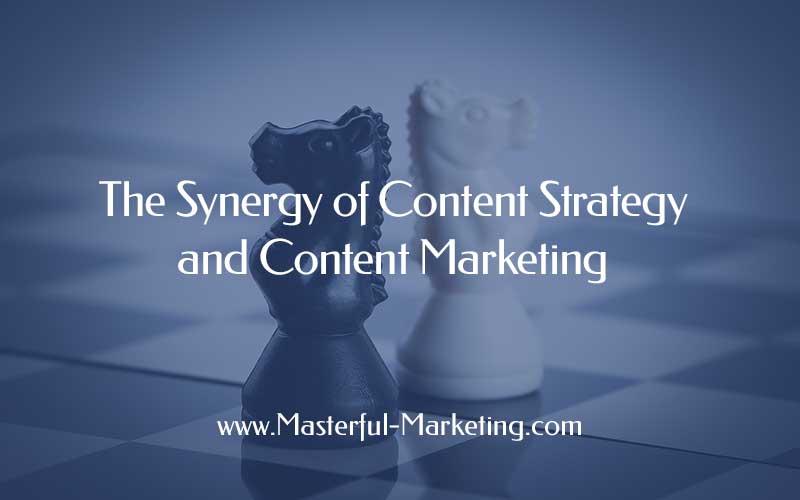 Content Strategy vs. Content Marketing