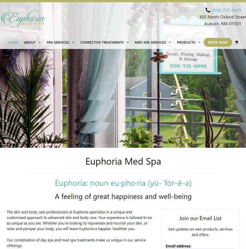 Euphoria Med Spa