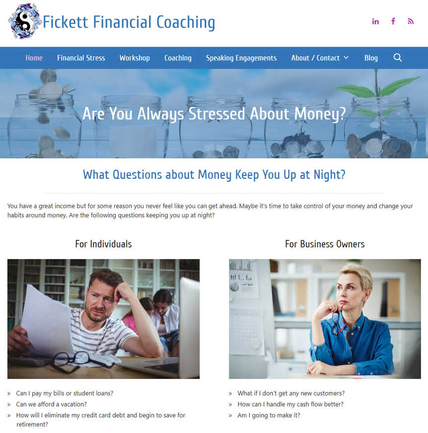 Fickett Financial Coaching