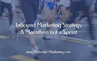 Marketing is a Marathon, Not a Sprint