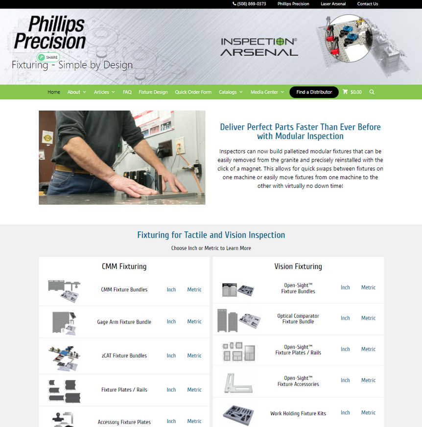 Phillips Precision - Inspection Arsenal