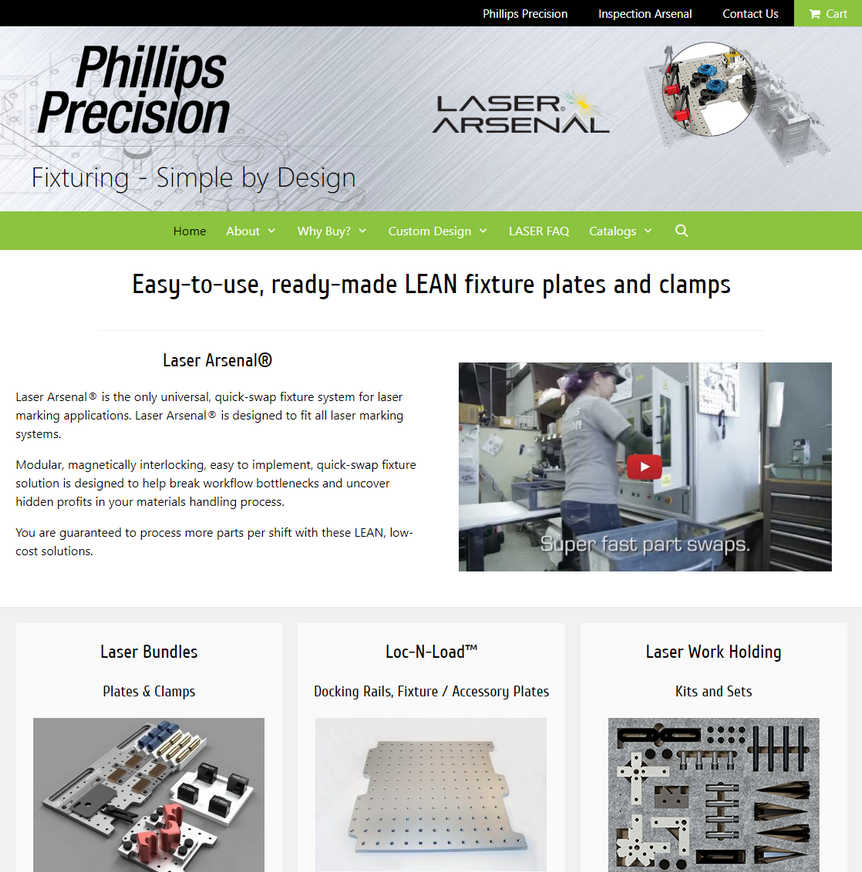 Phillips Precision - Laser Arsenal