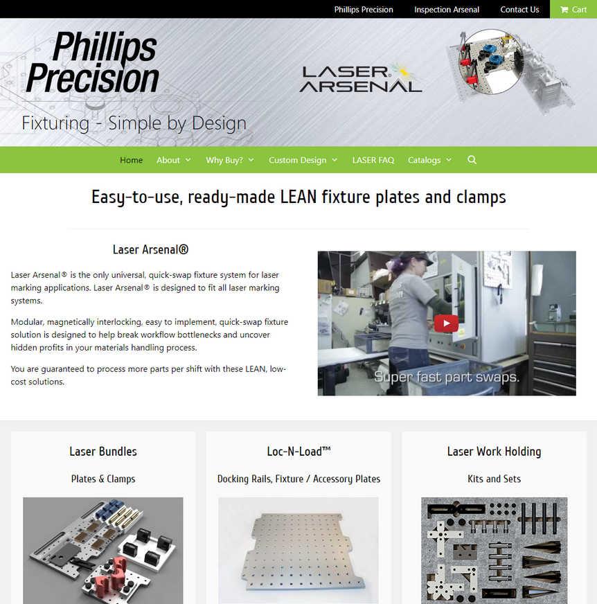 Phillips Precision - Laser Arsenal