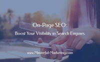 On-Page SEO: Boost Your Visibility in Search Engines
