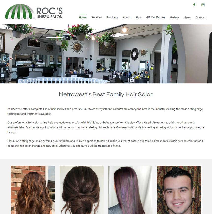 Roc's Unisex Salon