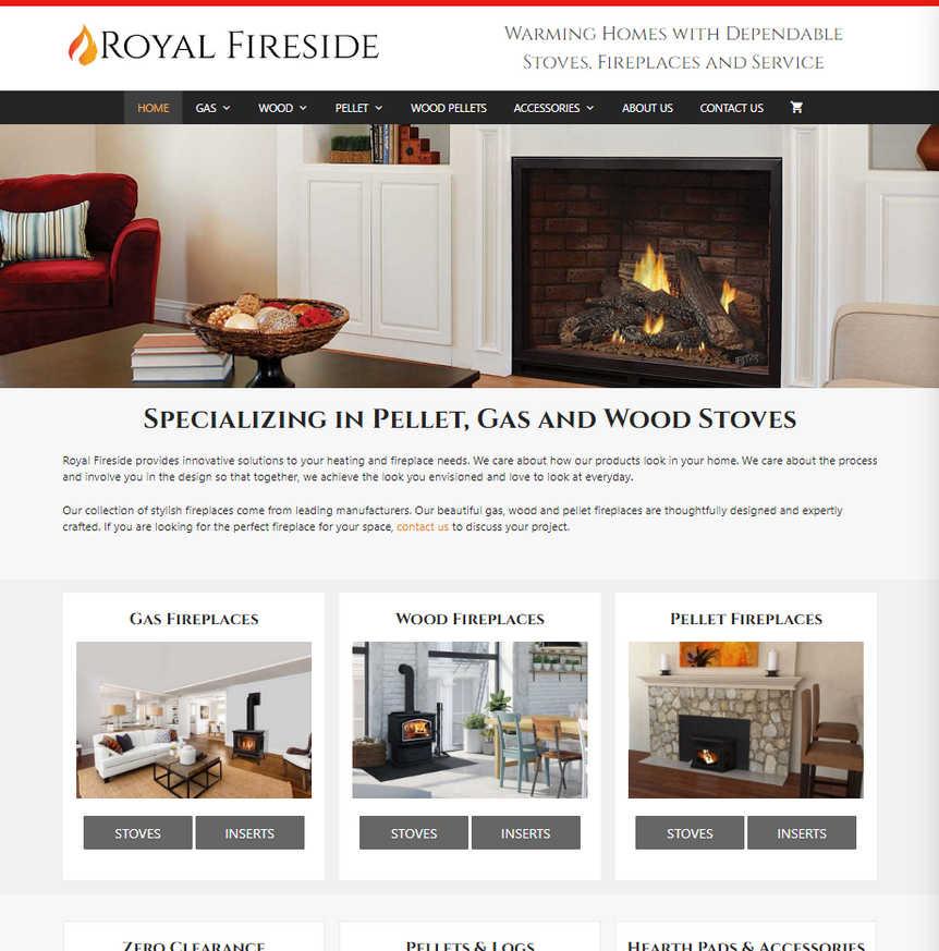 Royal Fireside