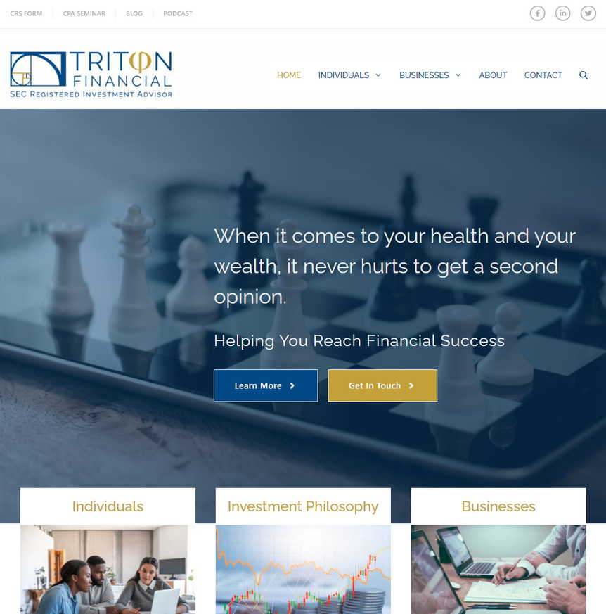 Triton Financial Group