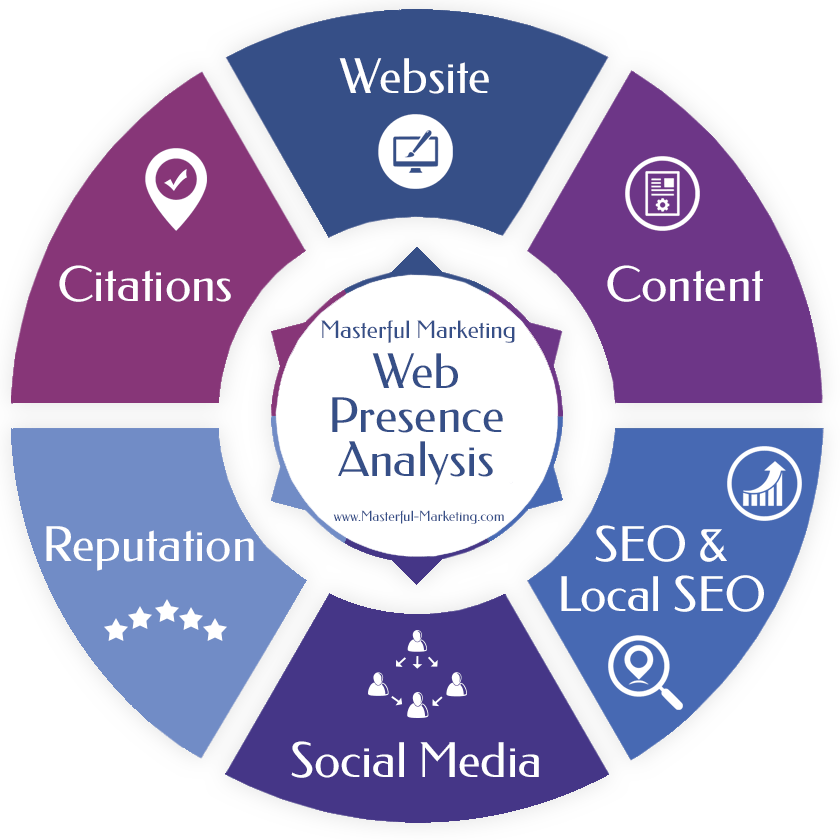 Web Presence Analysis Service
