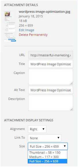 WordPress Image Optimization Tips